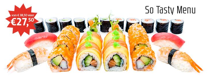 Sushi leidschendam voorburg